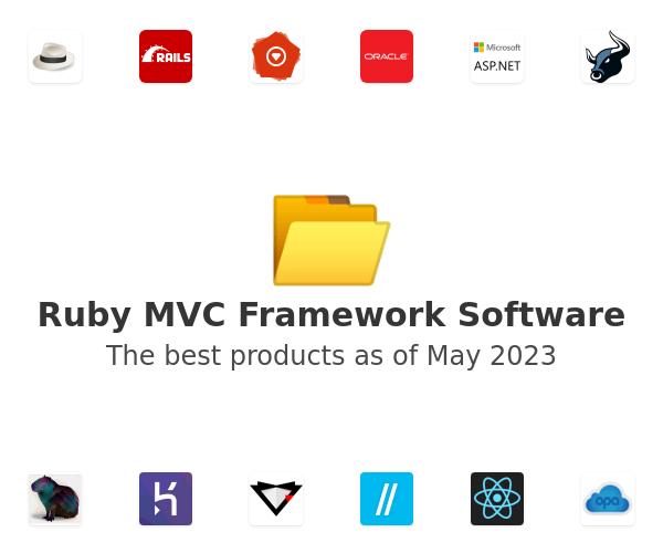 Ruby MVC Framework Software
