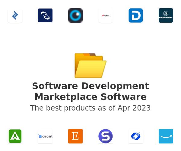 Software Development Marketplace Software