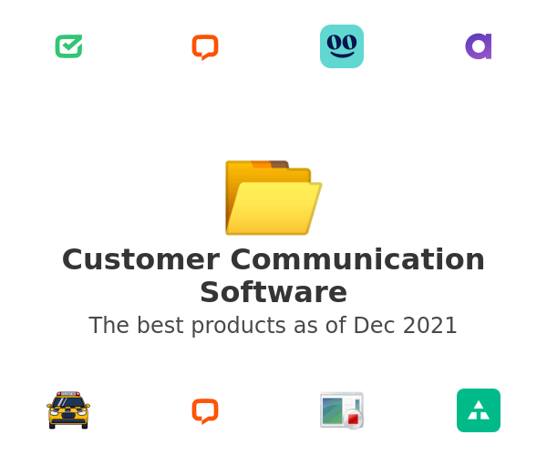 Customer Communication Software