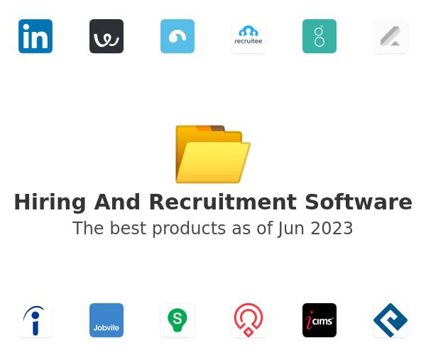 Hiring And Recruitment Software