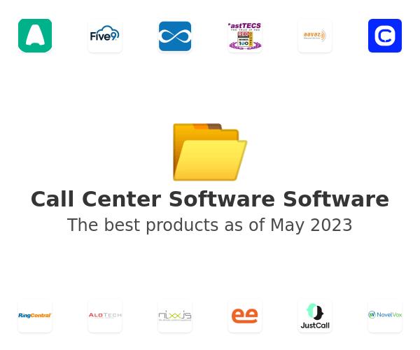 Call Center Software Software