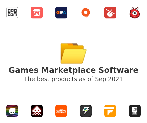 Games Marketplace Software