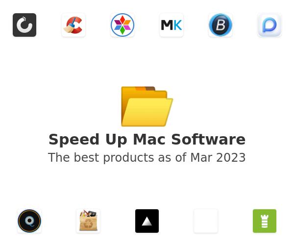 Speed Up Mac Software