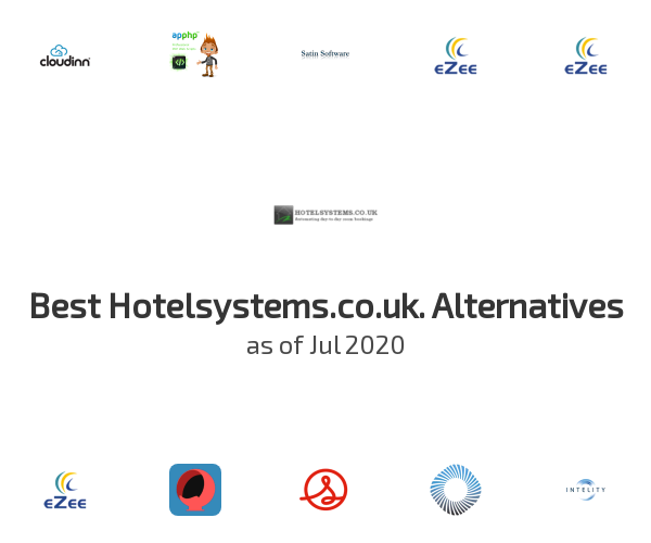 Best Hotelsystems.co.uk. Alternatives