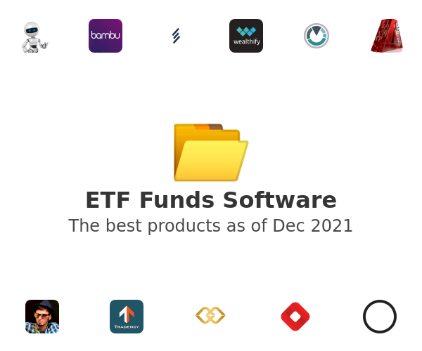 ETF Funds Software