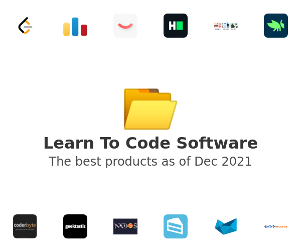Learn To Code Software