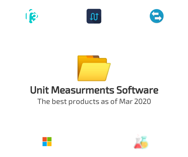 Unit Measurments Software