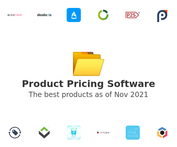 Product Pricing Software