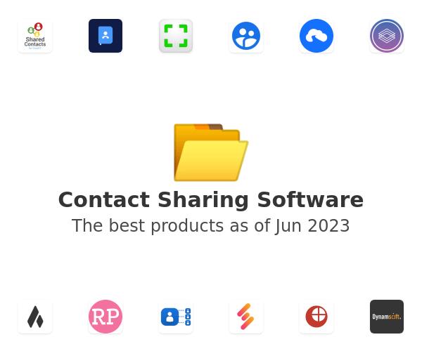 Contact Sharing Software