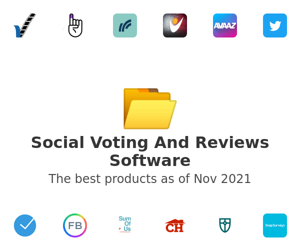 Social Voting And Reviews Software