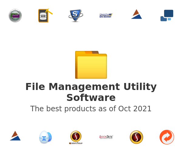 File Management Utility Software