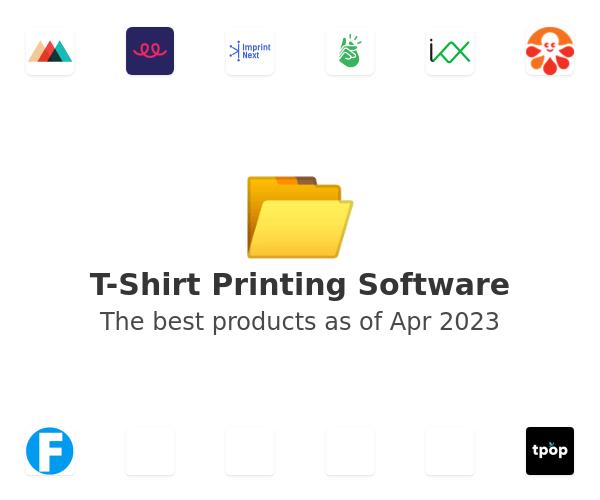 T-Shirt Printing Software
