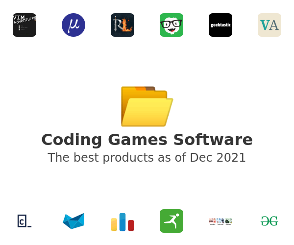 Coding Games Software