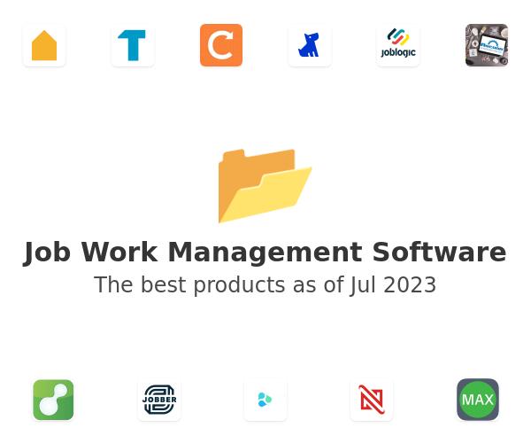 Job Work Management Software