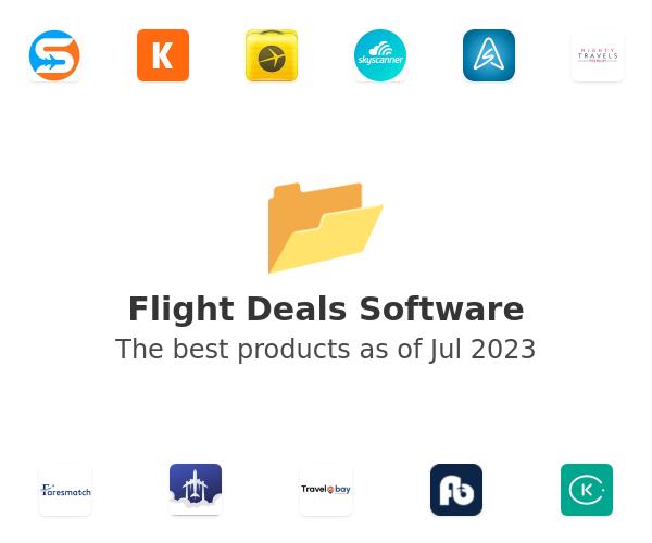 Flight Deals Software