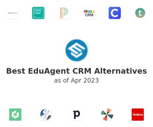 Best EduAgent CRM Alternatives