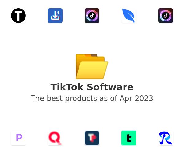 TikTok Software
