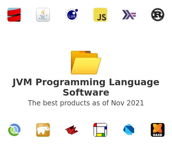 JVM Programming Language Software