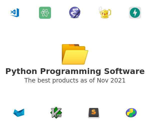 Python Programming Software