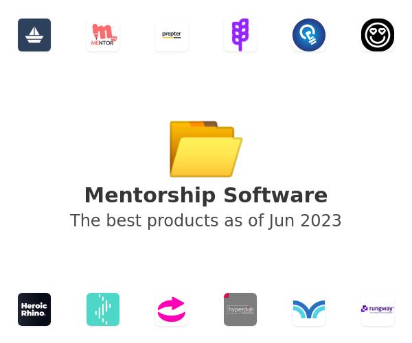 Mentorship Software