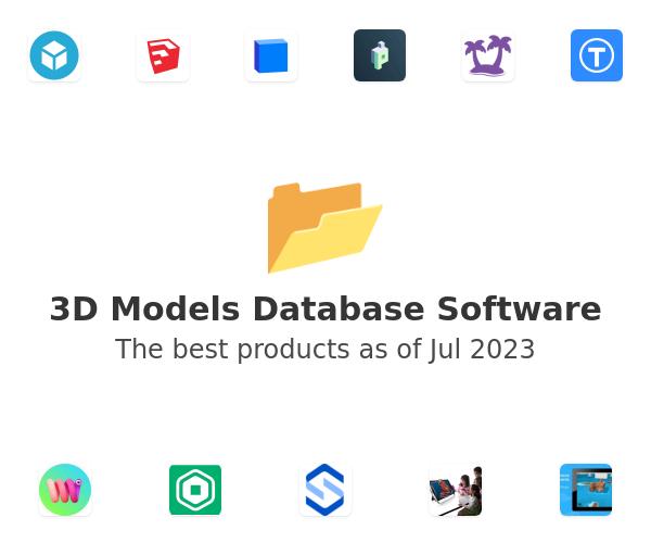 3D Models Database Software
