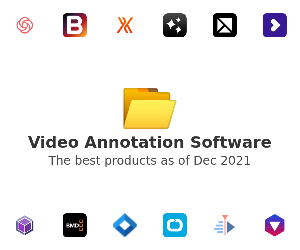 Video Annotation Software