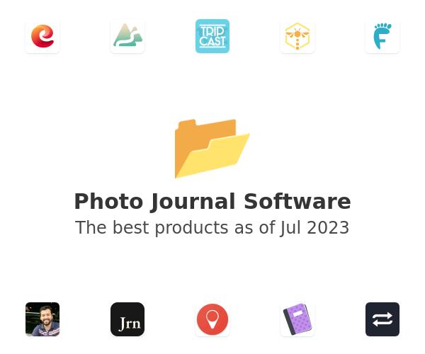 Photo Journal Software