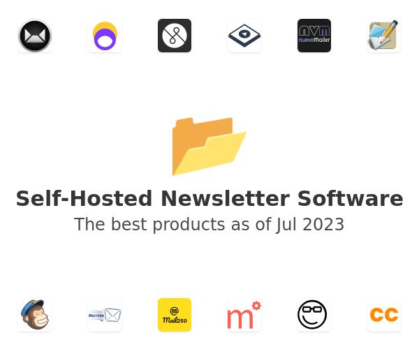 Self-Hosted Newsletter Software