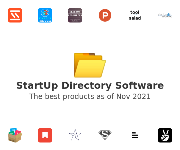 StartUp Directory Software