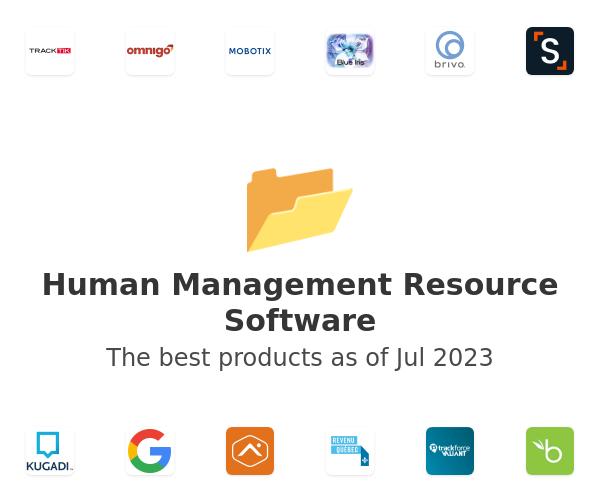 Human Management Resource Software