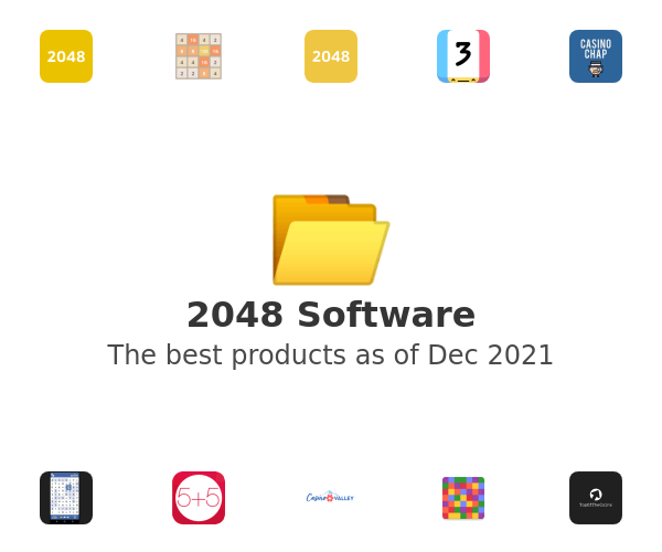 2048 Software