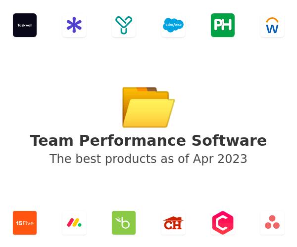 Team Performance Software