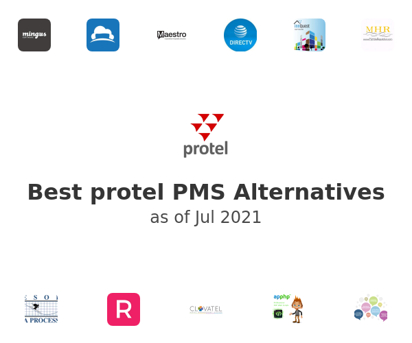 Best protel PMS Alternatives