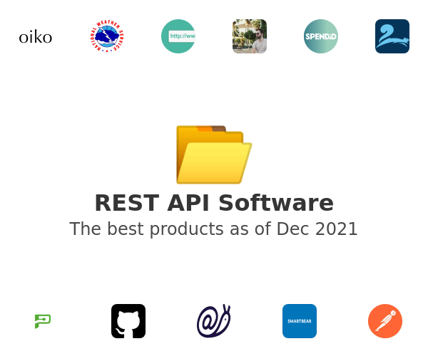 REST API Software