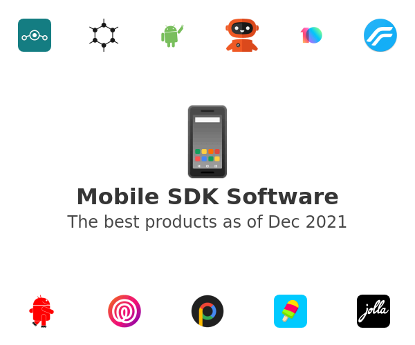 Mobile SDK Software