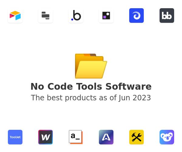 No Code Tools Software