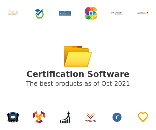 Certification Software