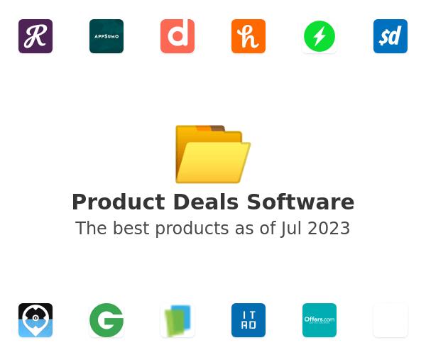 Product Deals Software