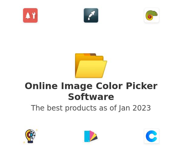 Online Image Color Picker Software