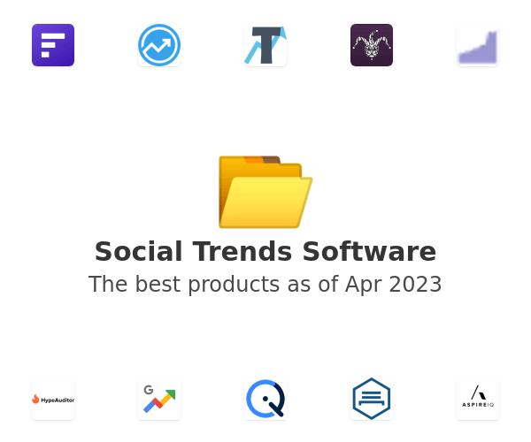 Social Trends Software