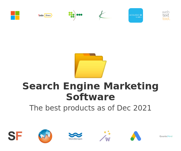 Search Engine Marketing Software