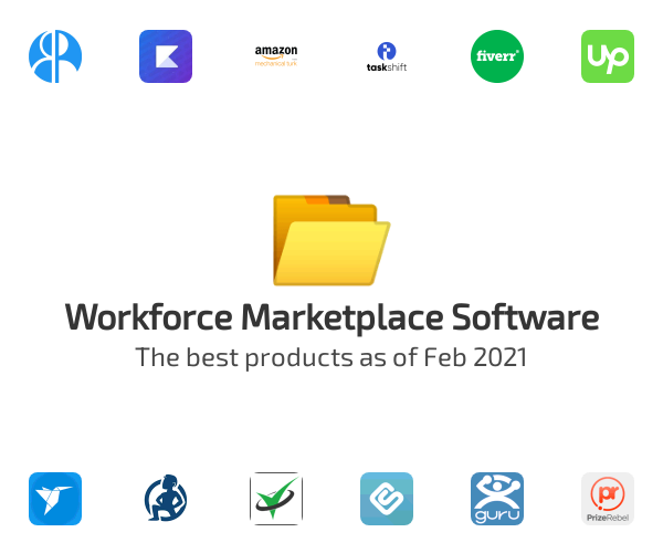 Workforce Marketplace Software
