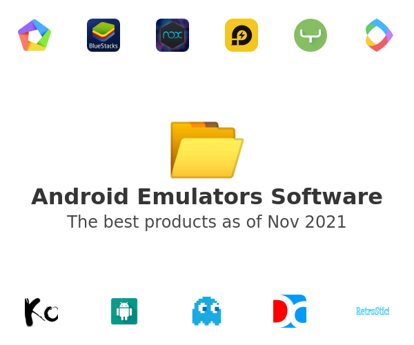 Android Emulators Software