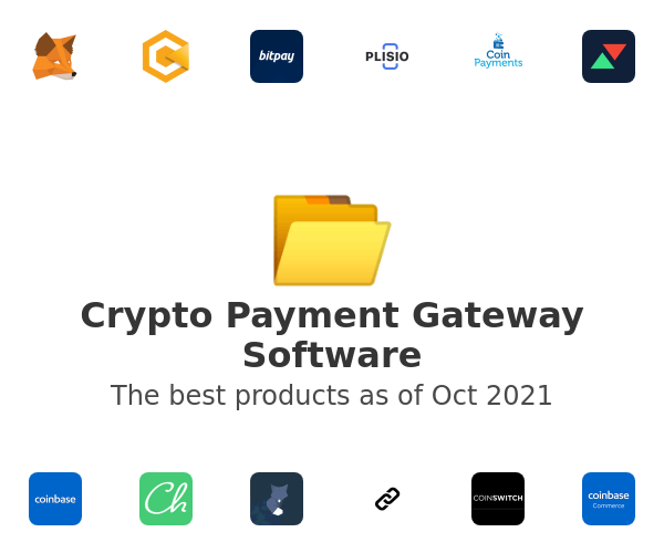 Crypto Payment Gateway Software