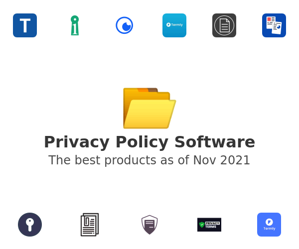 Privacy Policy Software