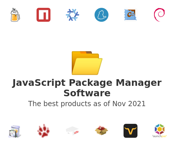 JavaScript Package Manager Software
