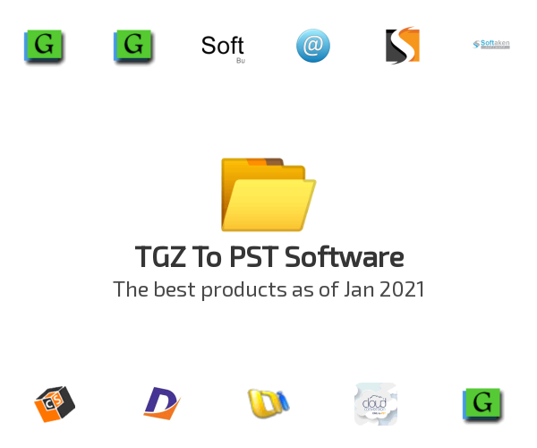 TGZ To PST Software