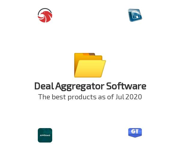 Deal Aggregator Software