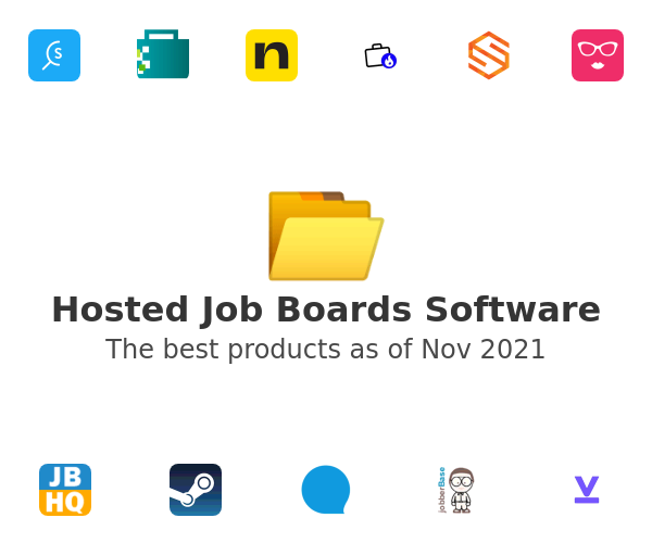 Hosted Job Boards Software
