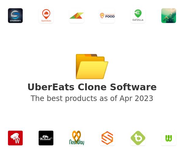 UberEats Clone Software